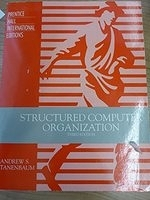 二手書博民逛書店 《STRUCTURED COMPUTER ORGANIZATION 3/E》 R2Y ISBN:0138528721│精平裝:平裝本