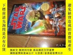 二手書博民逛書店Star罕見Wars Episode II: Attack of