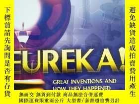 二手書博民逛書店Eureka!:罕見Great Inventions and H