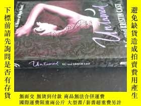 二手書博民逛書店Untamed罕見A House of Night NovelY