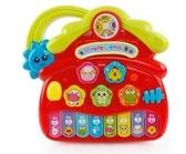 初學男孩女孩音樂琴寶寶小孩益智早教玩具電子琴迷妳嬰兒琴兒童igo 西城故事