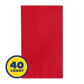 紙巾40入-蘋果紅
