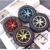 (交換禮物)車輪行動電源 輪胎移動電源充電寶創意個性汽車禮品定制
