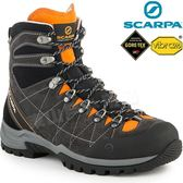 Scarpa 60256煤灰/橘 R-Evolution GTX 男防水登山鞋Gore-tex透氣健行鞋/黃金大底越野鞋/機能鞋