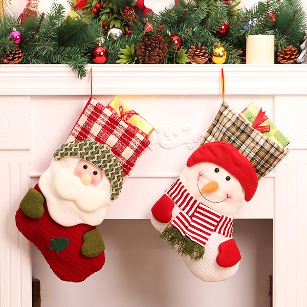 聖誕禮品16  聖誕樹裝飾品 禮品派對 裝飾 聖誕襪 禮物袋