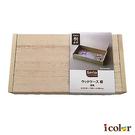 icolor 桐木長方形裝飾盒