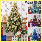 新年樹-圣誕節1.5米松針圣誕樹套餐商場櫥窗裝飾-艾尚精品 艾尚精品