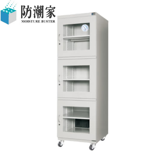 【一般型-物件櫃】防潮家 D-680C 和緩除濕電子防潮箱 680公升