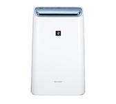 【SHARP 夏普】10.5L空氣清淨除濕機 DW-H10FT-W