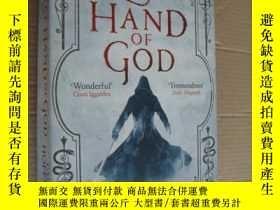 二手書博民逛書店The罕見Left Hand of God [上帝的左手]Y85