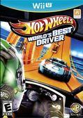 WiiU Hot Wheels World s Best Drive 風火輪賽車 世界最強車手(美版代購)