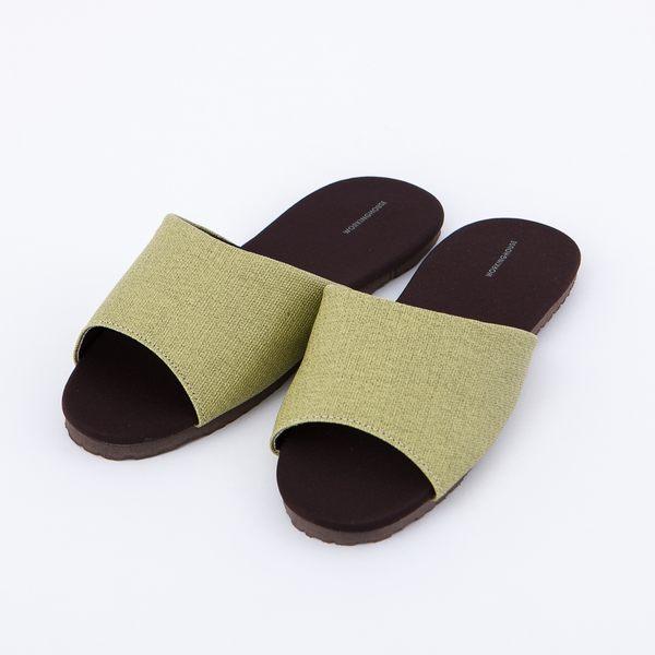 機能抗菌拖鞋-翡綠-生活工場