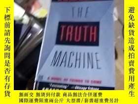 二手書博民逛書店the罕見truth machineY15389