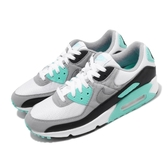 Nike 休閒鞋 Air Max 90 綠 白 湖水綠 男鞋 復古慢跑鞋 經典配色 運動鞋 【ACS】 CD0881-100