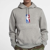 Nike SB X NBA Hoodie Icon 灰 Logo 帽T 長袖連帽上衣 男款 938413-063