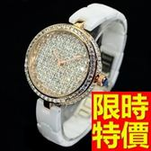陶瓷錶-唯美亮麗好搭女腕錶4色55j38[時尚巴黎]