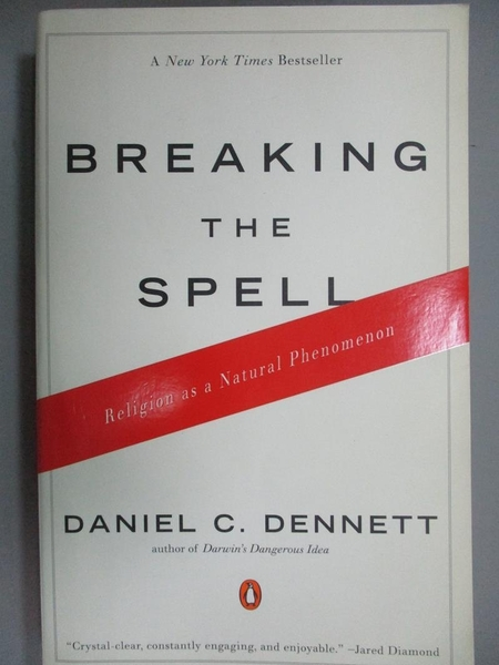 【書寶二手書T7/傳記_KJR】Breaking the Spell: Religion as a Natural Ph