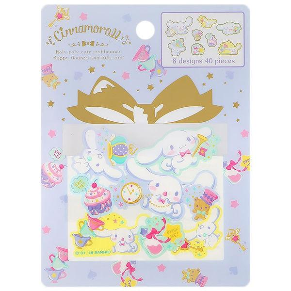 日本大耳狗貼紙行事曆貼裝飾貼睡衣333563通販屋