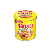 麗芝士NABATI 起司威化餅350g【愛買】