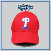 MLB 美國職棒大聯盟 費城人隊 紅色 可調式 球迷帽 特價390元 # 5032068-150   ☆speedkobe☆