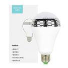 LED炫光音響燈泡 單入 手機APP遙控/音樂變色燈 ◆86小舖◆