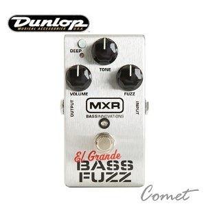 Dunlop M182 簽名效果器【Dunlop專賣店/MXR EL GRANDE FUZZ/M-182】