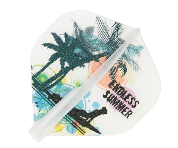 【Fit Flight x CrossDesign】Endless Summer Standard 鏢翼 DARTS