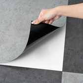 樂嫚妮 四坪DIY仿水泥砂岩石地板貼-36片水泥砂岩石