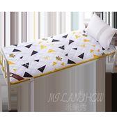 床墊學生宿舍單人床0.9上下鋪褥子海綿寢室床墊
