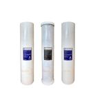 (共3支)CLEAN PURE 台灣製造 20英吋大胖5微米PP濾心1支 壓縮活性碳濾心1支 1微米PP濾心1支全戶過濾