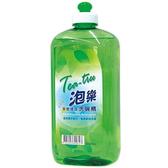 泡樂 茶樹精油洗碗精 1000ml【新高橋藥妝】