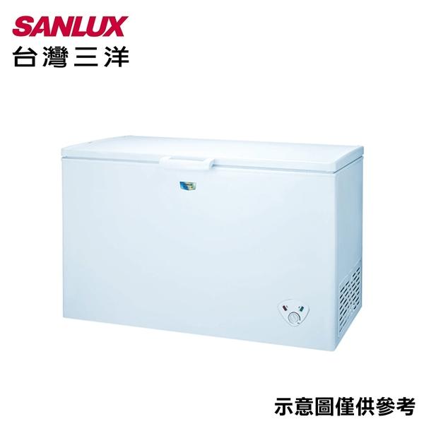 【SANLUX 三洋】415公升冷凍櫃SCF-415W