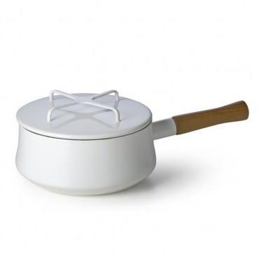 Kobenstyle 木柄片手鍋 2QT(白)