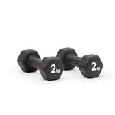 Adidas Strength-六角訓練啞鈴(2kg)