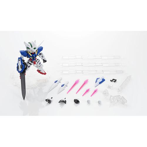 BANDAI NXEDGE STYLE NX 鋼彈OO 能天使鋼彈_BD14349