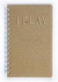 【小叮噹的店】952600 全新 吉他系列. I Play 音樂手冊.口袋書.百首經典、流行中文歌曲