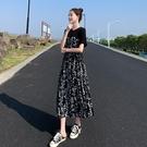 連身裙女夏裝新款長裙
