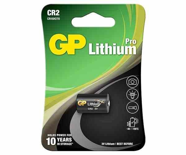 GP-CR2鋰電池-1入