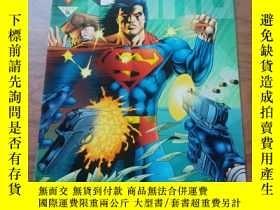 二手書博民逛書店The罕見Adventures Of Superman Comic 1996 #534 DC 超人歷險記Y16