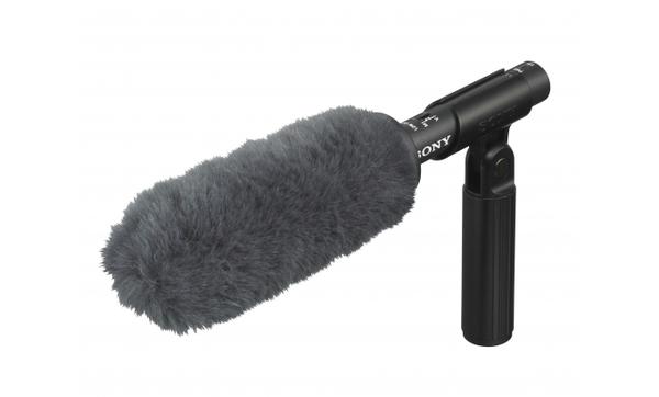 SONY ECM-VG1 槍式駐極體電容麥克風 (3孔) 專業XLR接頭 【公司貨】