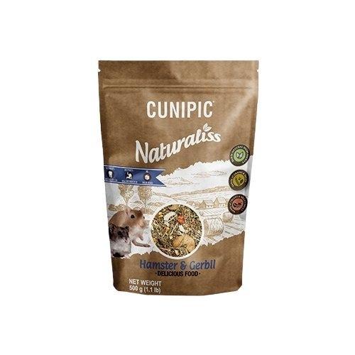 *KING WANG*CUNIPIC Naturaliss頂級草本倉鼠糧500g.自於在野外覓食的天然營養.倉鼠飼料