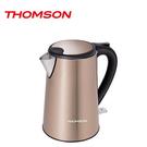 THOMSON  1.5L雙層不鏽鋼快煮壺 TM-SAK13  內膽一體成型無接縫☆24期0利率↘★304不鏽鋼內膽