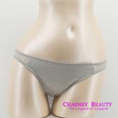 Chasney Beauty-Shine素雅M三角褲(亮銀)