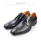 Waltz-透氣細緻網孔紳士鞋 412008-02黑