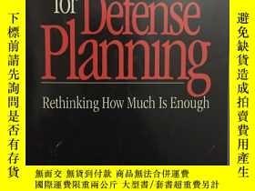 二手書博民逛書店New罕見Challenges for Defense Plan