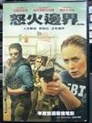 挖寶二手片-P01-306-正版DVD-電影【怒火邊界】-艾蜜莉布朗 班尼西歐岱托羅 喬許布洛林(直購價)