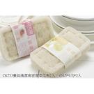 餐具清潔高密度菜瓜布 2入 CK7330 台灣製