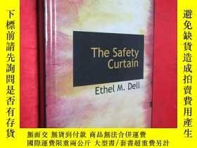 二手書博民逛書店The罕見Safety Curtain (小16開,硬精裝) 【
