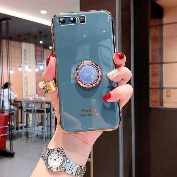 新品特價 華為p10手機殼女p10plus電鍍防摔保護硅膠套vtr-al00全包vky-al00
