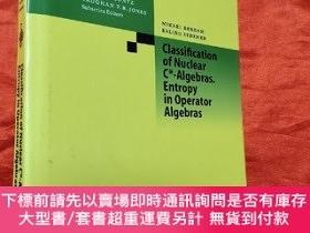 二手書博民逛書店Classification罕見of Nuclear C*-Algebras. (16開,硬精裝) 【詳見圖】